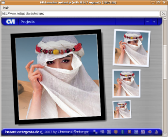 WebKit Cairo Canvas - Instant (2)