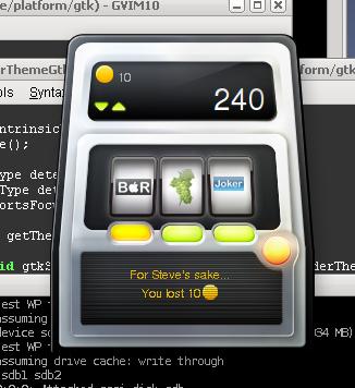 WebKit OS X widgets