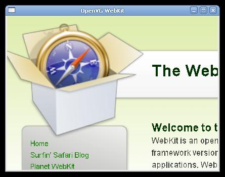 VG WebKit