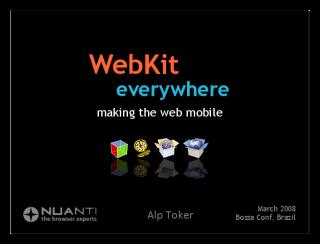 WebKit Mobile